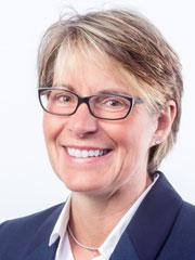 Erste Beigeordnete Nicole Johann