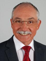 Ratsherr Wolfgang Krieg